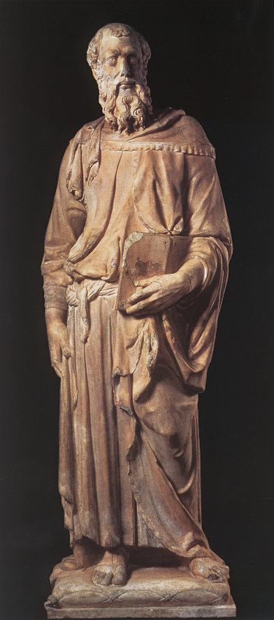 the career of sculptor donatello Having enough experience to pursue his career in sculpture after his 10-year career stint in padua, donatello returned home in 1453.